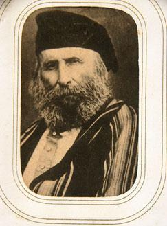 Foto Garibaldi - primo piano