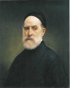 Autoritratto di Francesco Hayez, Accedemia Tadini di Lovere